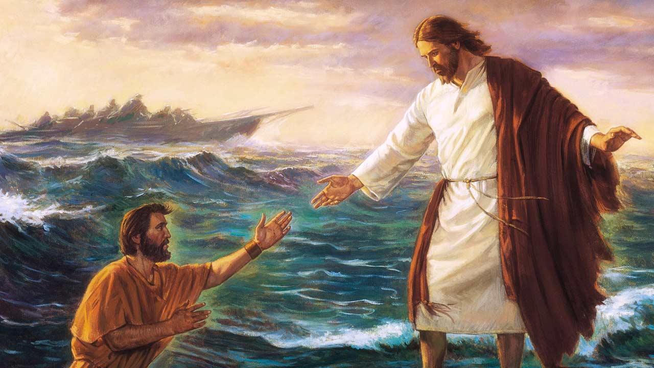 Cristo, o novo Moisés