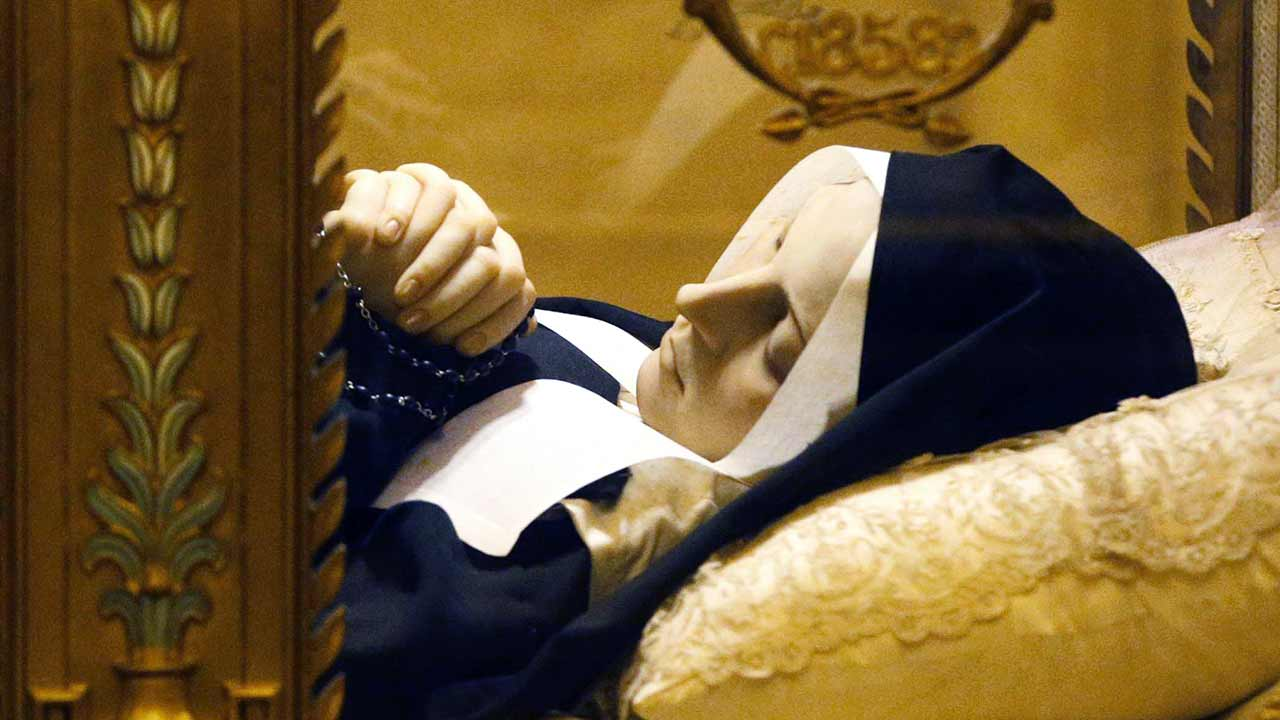 O segredo de Lourdes