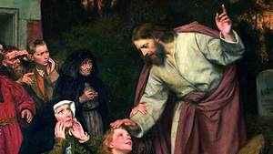 831. O Cristo quer ser gerado em nós