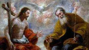 840. A ida de Cristo e a vinda do Espírito
