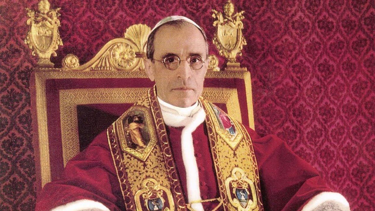 A difamação contra Pio XII