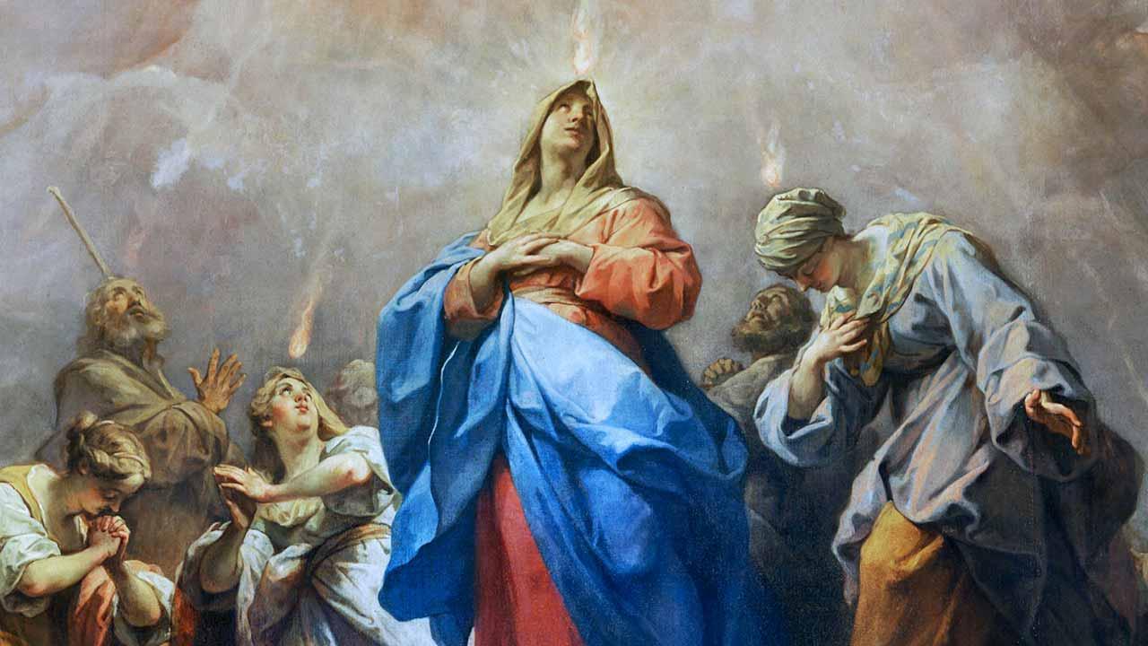 Memória da Bem-aventurada Virgem Maria, Mãe da Igreja