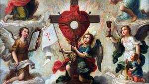 872. Memória do Coração Eucarístico de Jesus