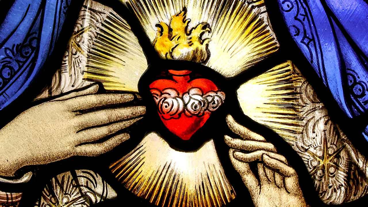 Um Coração semelhante ao de Cristo
