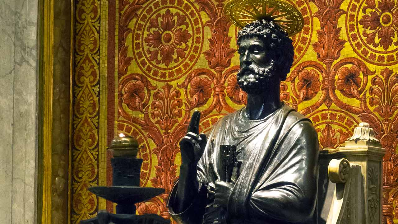 Os leigos e o Papa