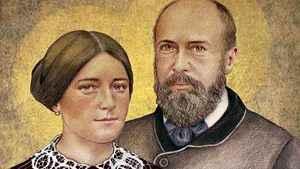 896. Memória de São Luís e Santa Zélia Martin