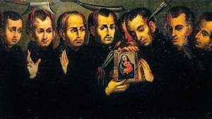 900. Memória do Beato Inácio de Azevedo e companheiros mártires