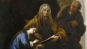 908. Memória de São Joaquim e Sant'Ana, pais da Virgem Maria