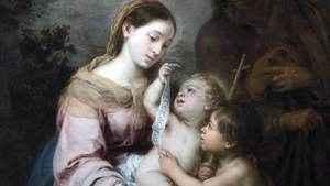 """915. Se Maria é Virgem, por que Jesus teve """"irmãos""""?"""