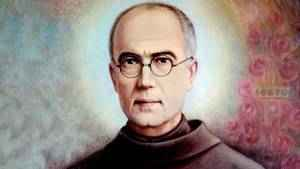 924. Memória de São Maximiliano Maria Kolbe
