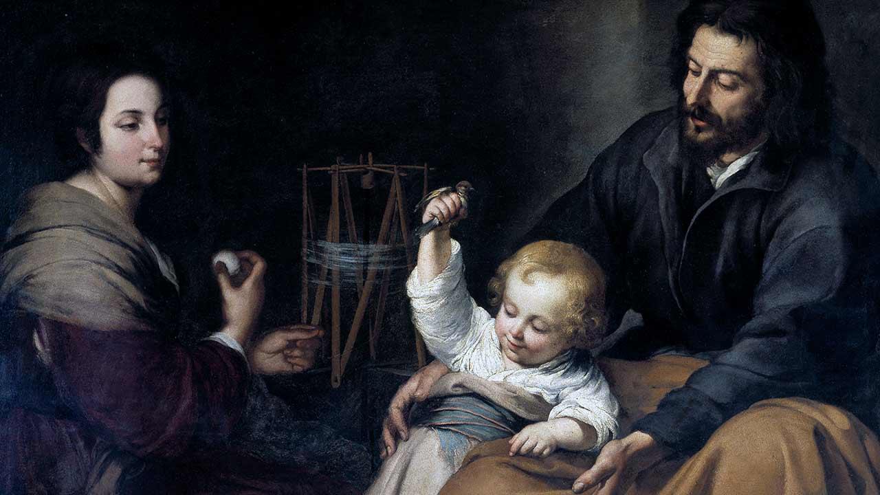 A família segundo o Evangelho