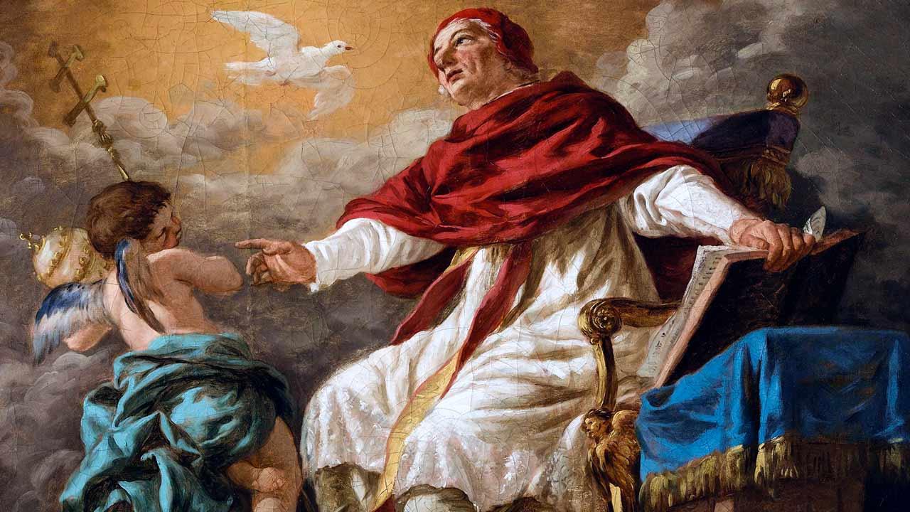 Memória de São Gregório Magno