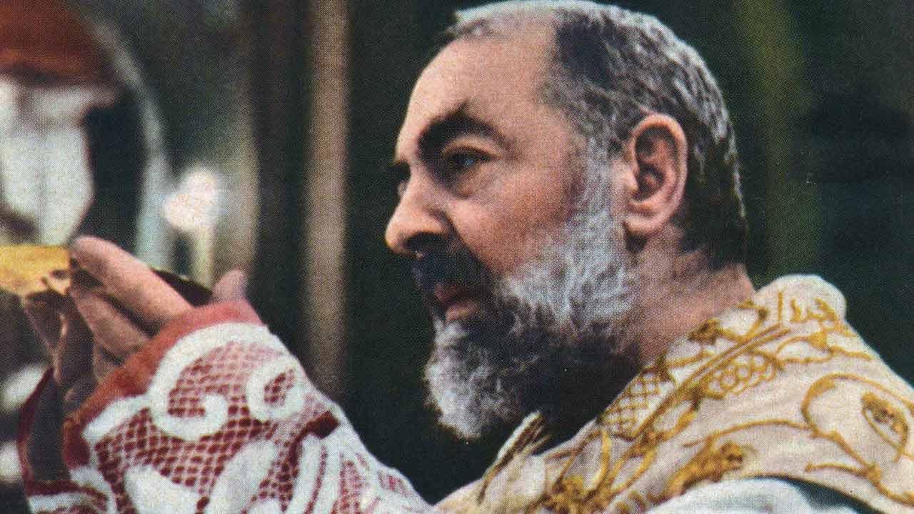 Oração ao Padre Pio pelos sacerdotes