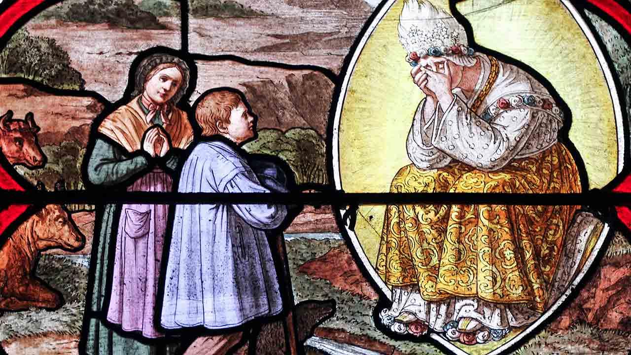 Memória da Aparição de Nossa Senhora de La Salette