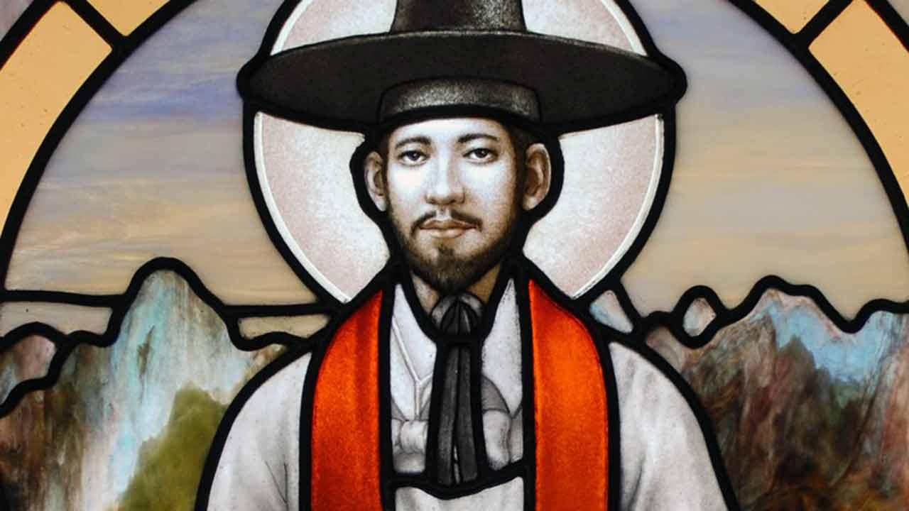 Memória de Santo André Kim Taegon e companheiros mártires