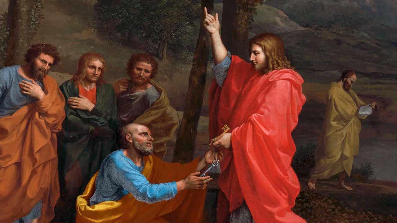 É a graça que faz o Apóstolo