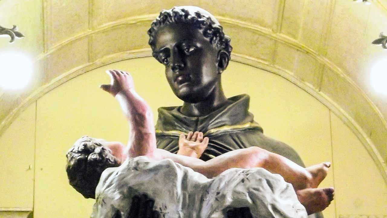 Memória de São Benedito, o Negro