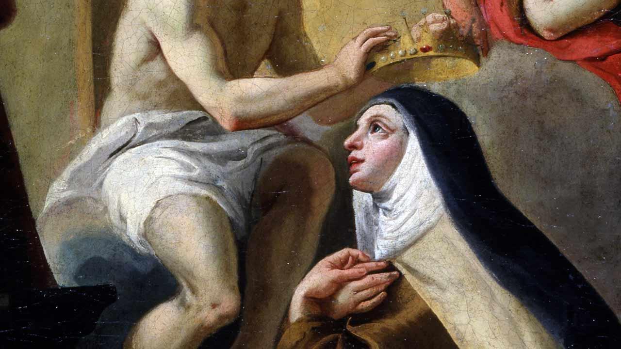 Memória de Santa Teresa d'Ávila