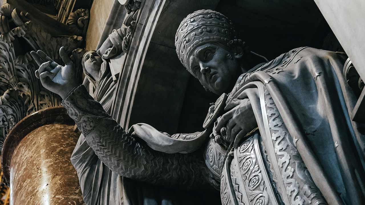 A Fé no Papado