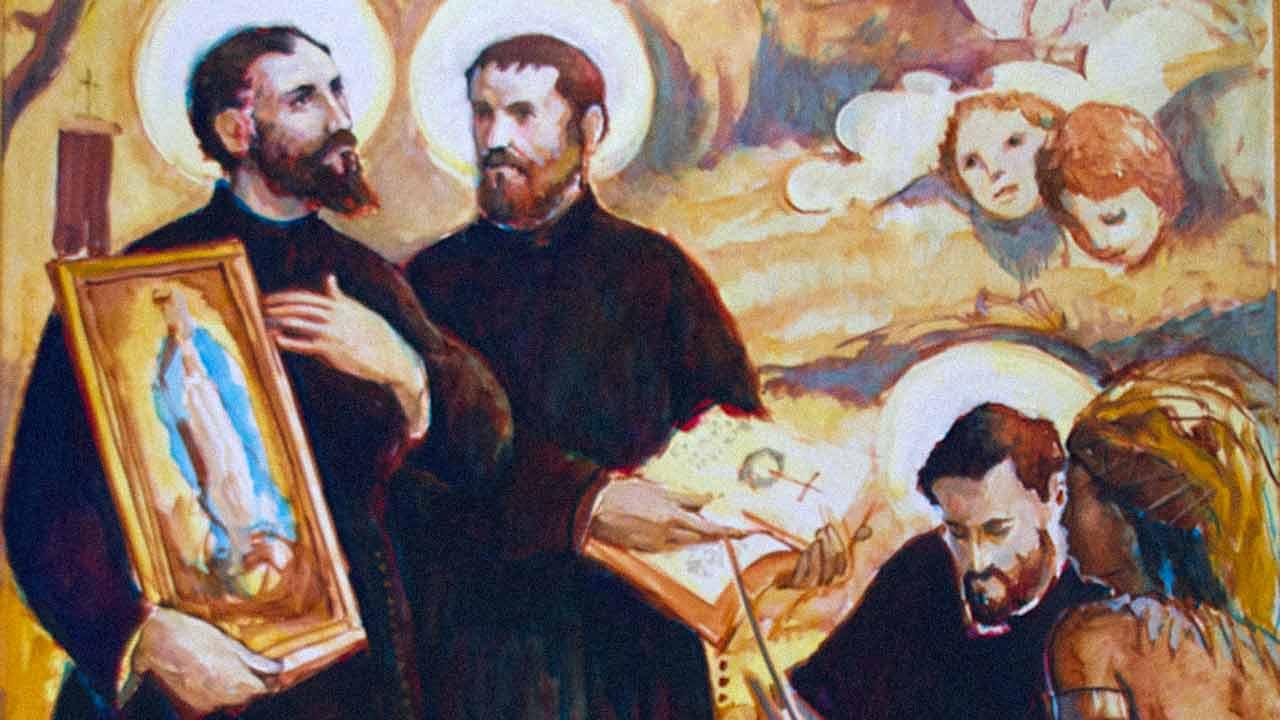 Memória de São Roque González e companheiros mártires