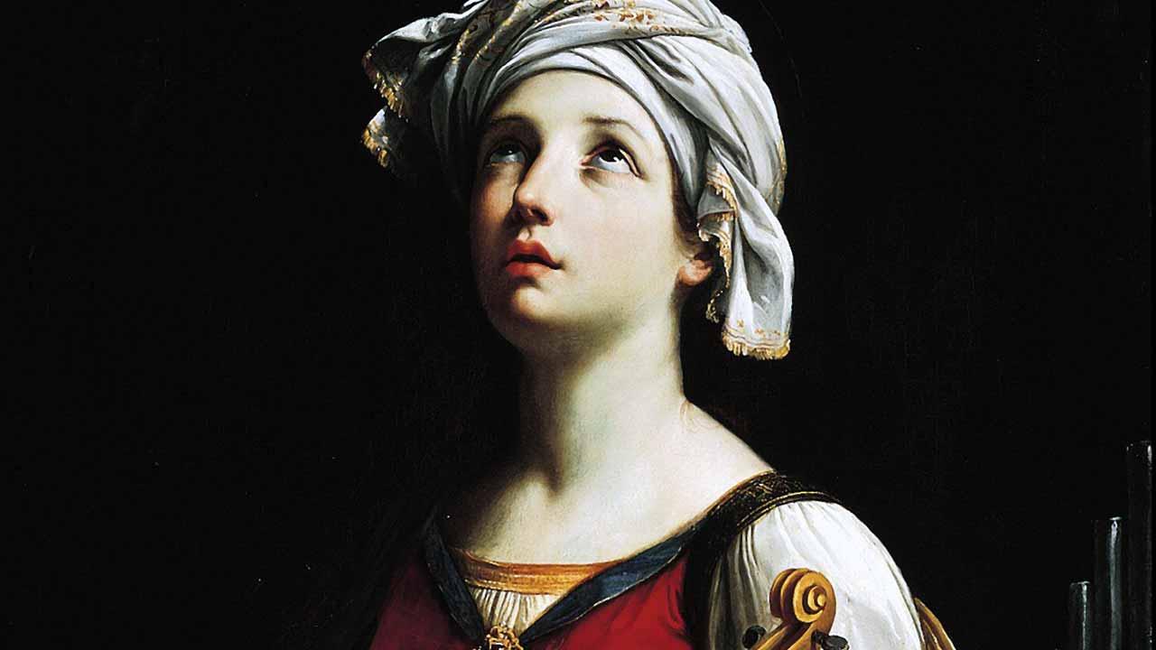 Memória de Santa Cecília