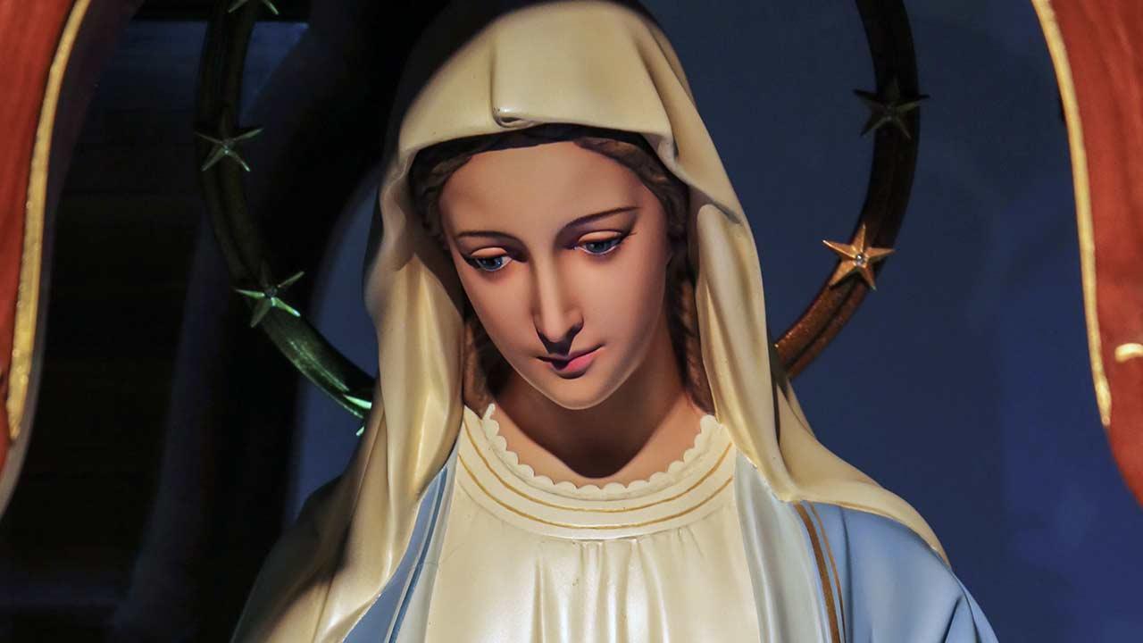 Memória de Nossa Senhora das Graças