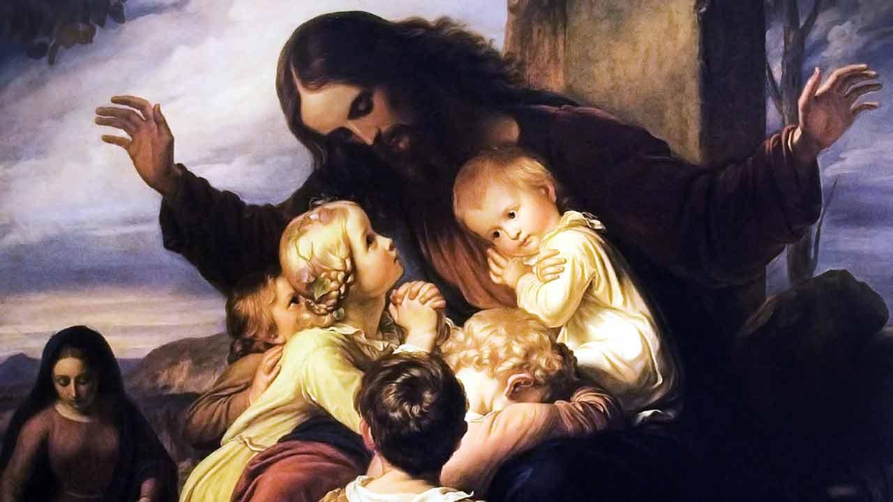 Deus dá sua graça aos humildes