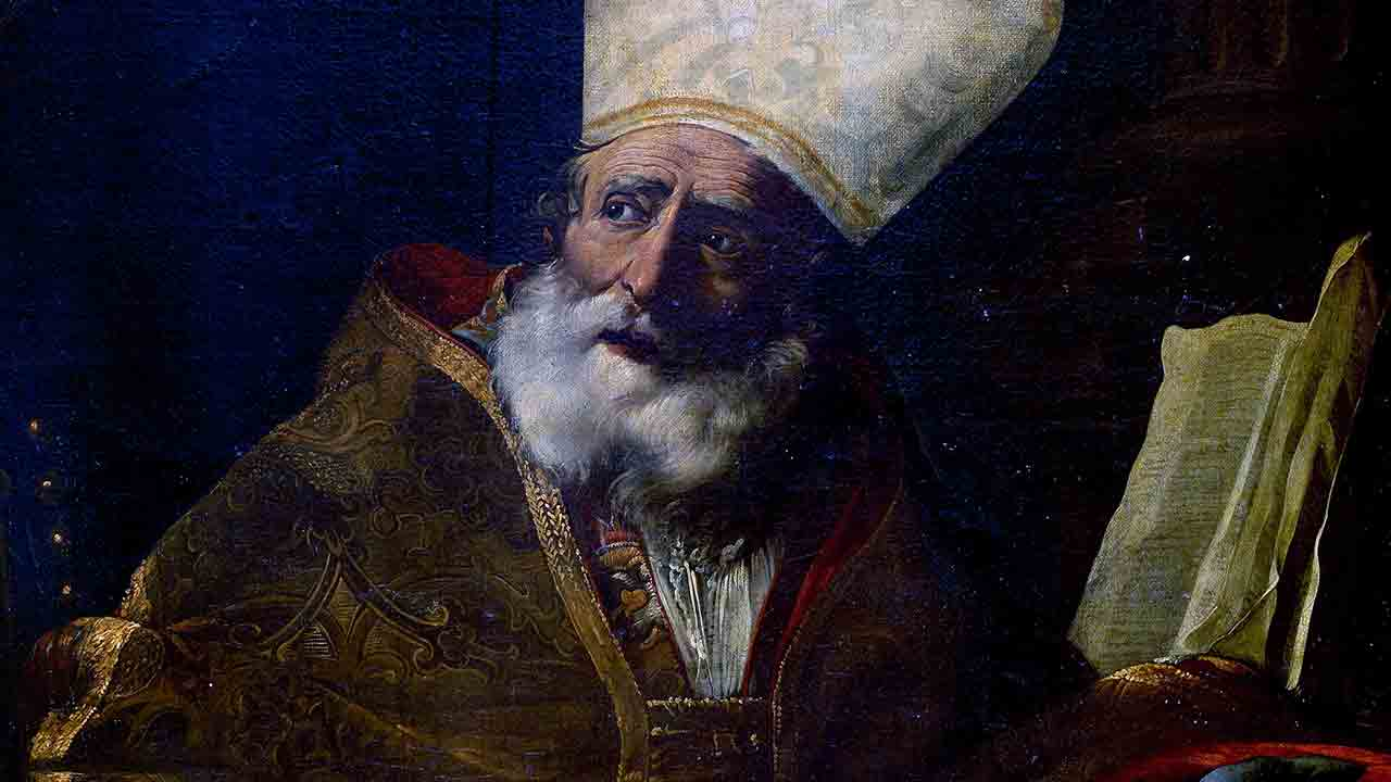 Memória de Santo Ambrósio de Milão