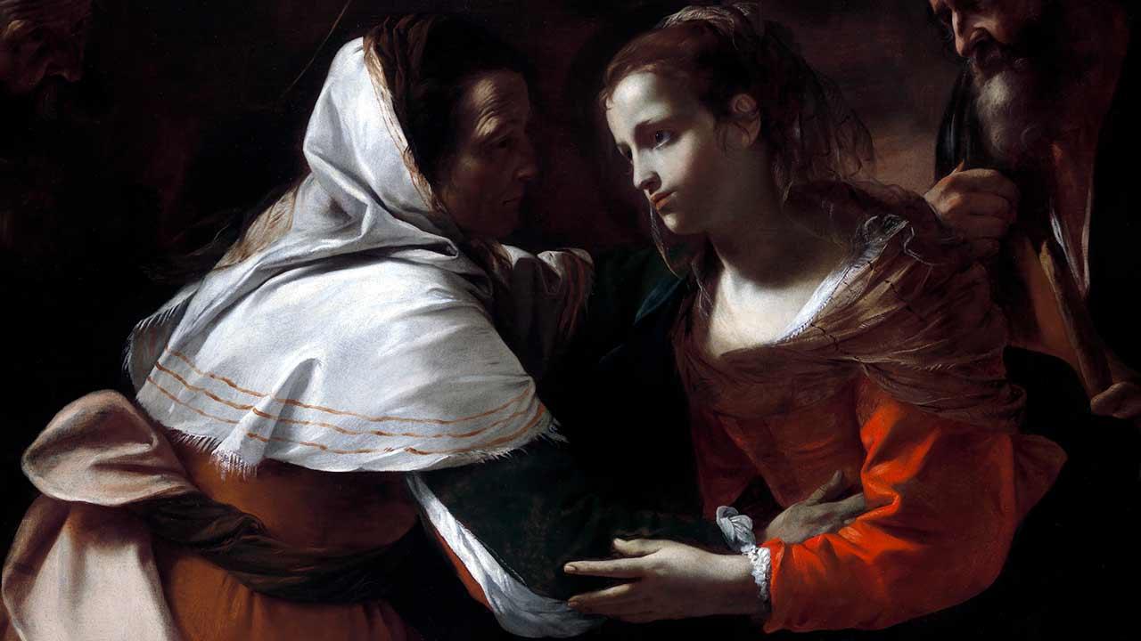 Maria, a verdadeira Arca da Aliança
