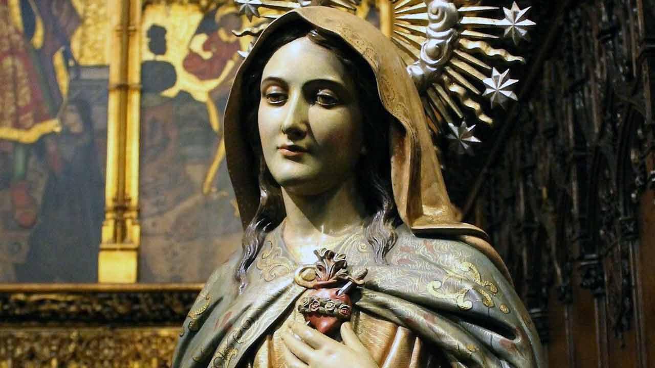 O cântico do Coração Imaculado de Maria