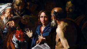 276. Perda e encontro do Menino Jesus no Templo
