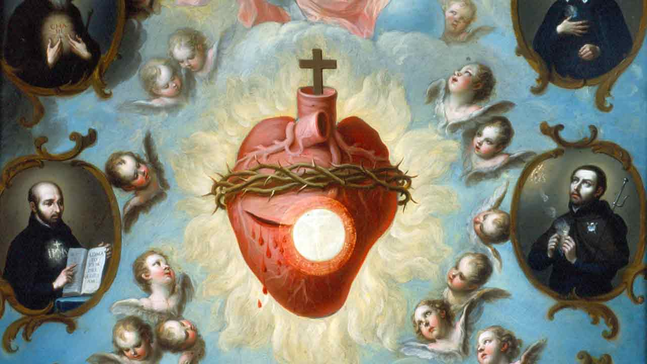 O Coração do Menino Deus