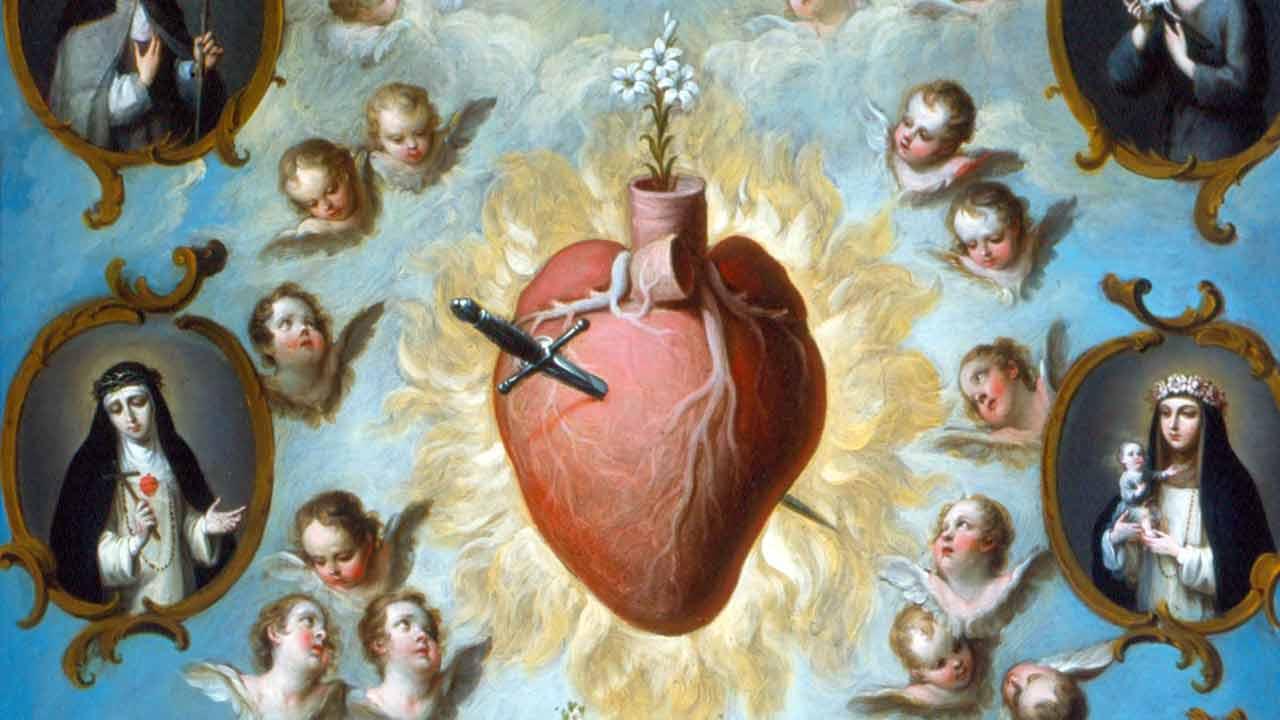 Um Coração em sintonia com o de Jesus