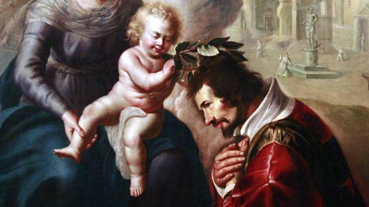 Memória de São Vicente, Mártir