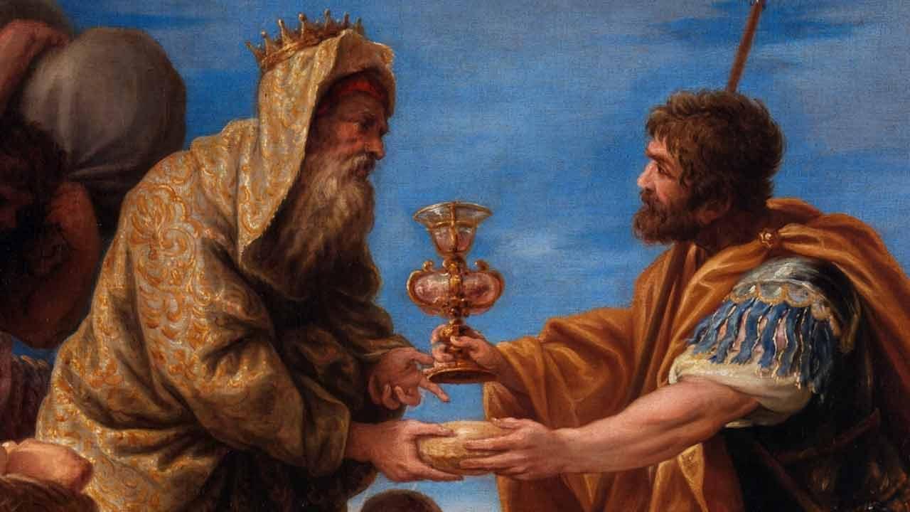 Sacerdote segundo a ordem de Melquisedeque