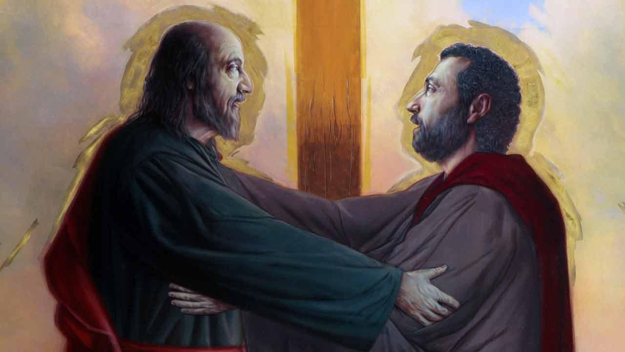 Memória de São Timóteo e São Tito