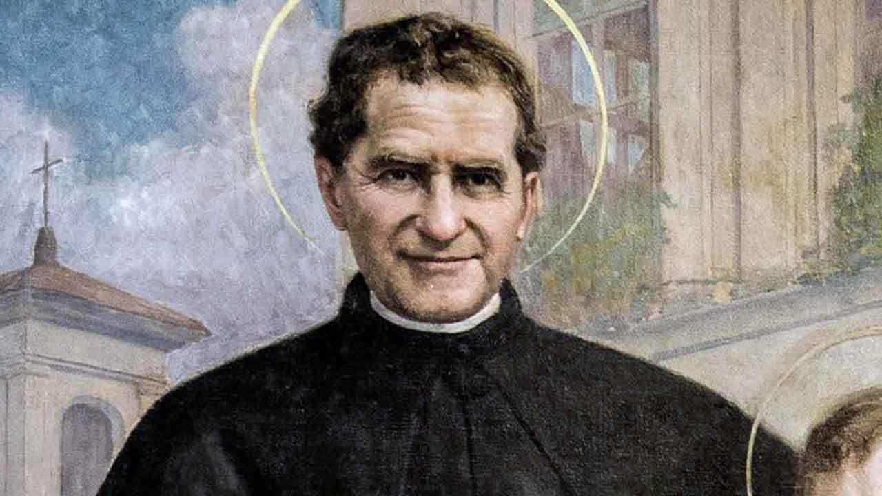 Memória de São João Bosco