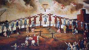 1075. Memória de São Paulo Miki e companheiros mártires