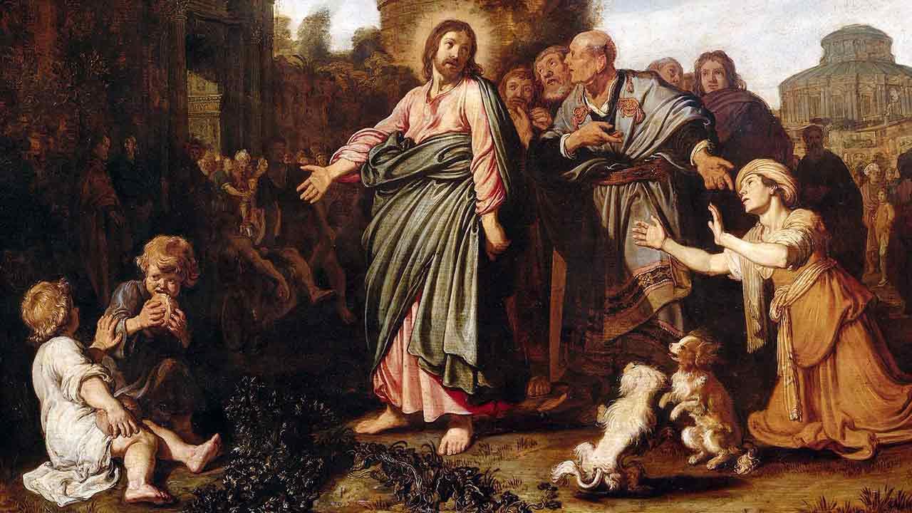 A nossa miséria e a misericórdia de Deus