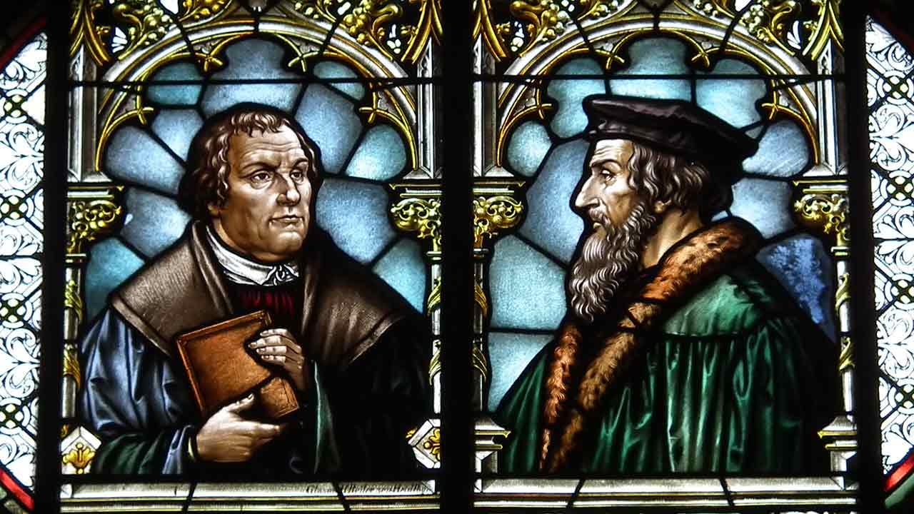 Por que um curso sobre Lutero?