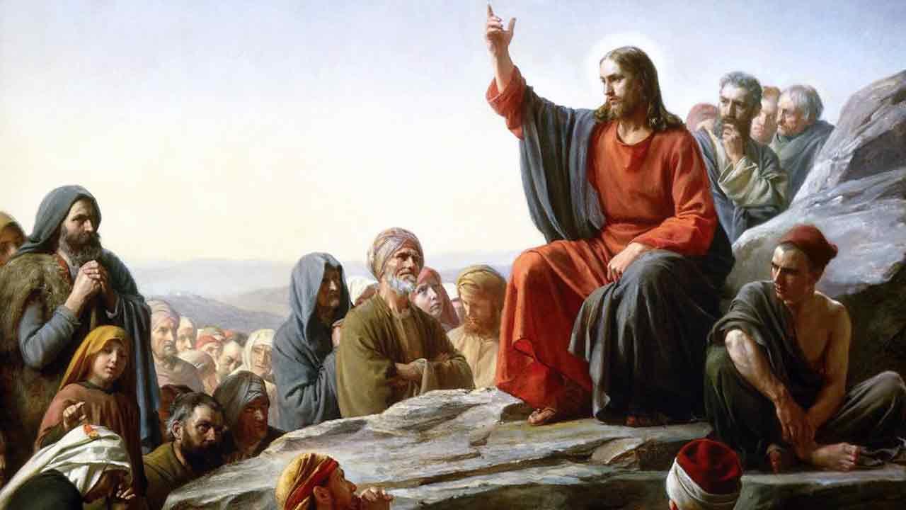 Sermão da Montanha, itinerário de santidade