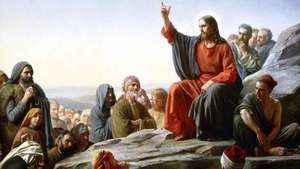 1107. Sermão da Montanha, itinerário de santidade