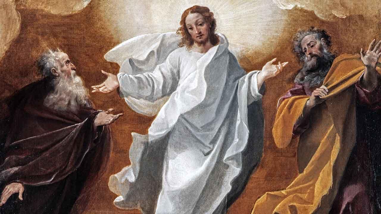 Transfigurados pelo Espírito Santo