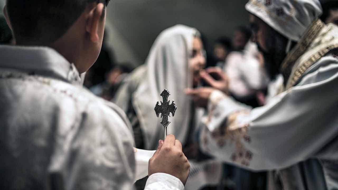 É possível receber a comunhão em uma igreja ortodoxa?