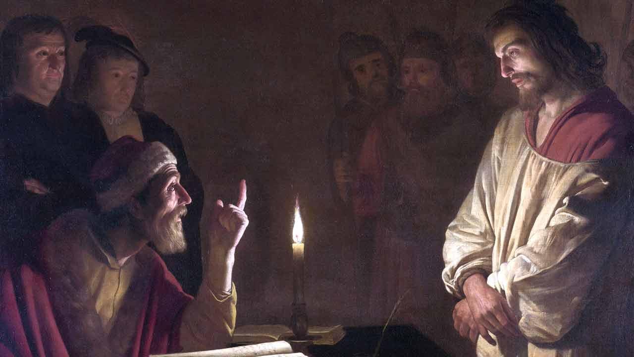A última palavra do Antigo Testamento