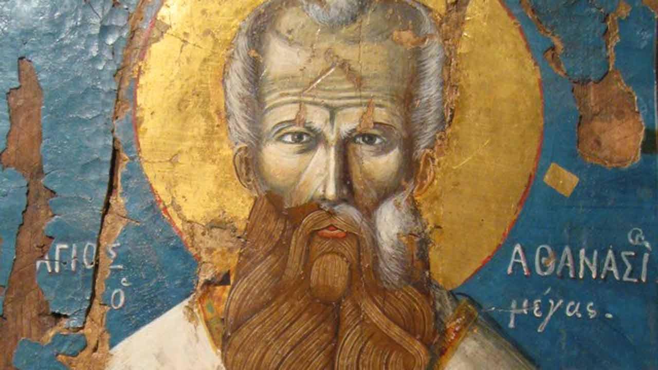 Memória de Santo Atanásio