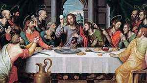 1155. A fé cristã é fé eucarística