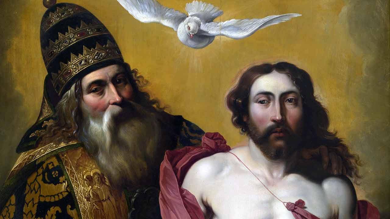 """Jesus não é um """"líder religioso"""""""