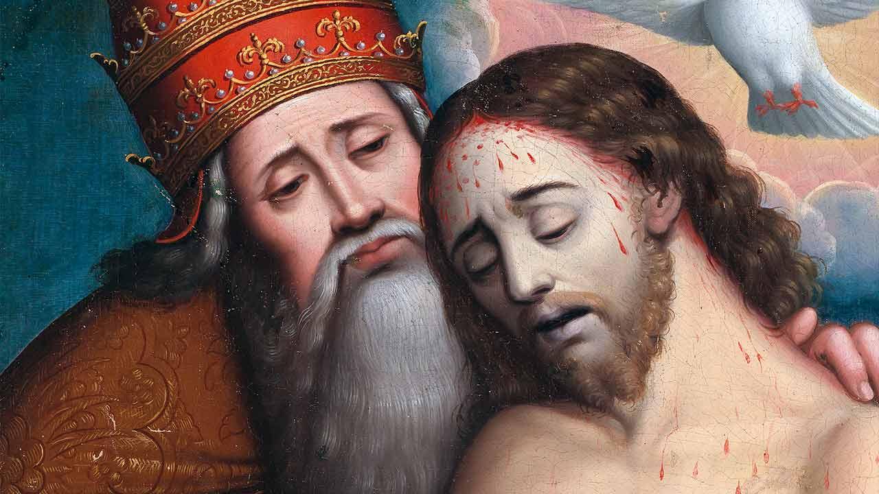 Se Deus ama a Cristo, por que o entregou à morte?