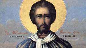 1174. Memória de São Justino